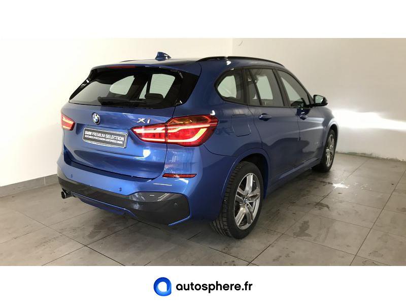 BMW X1 SDRIVE18IA 140CH M SPORT DKG7 - Miniature 2