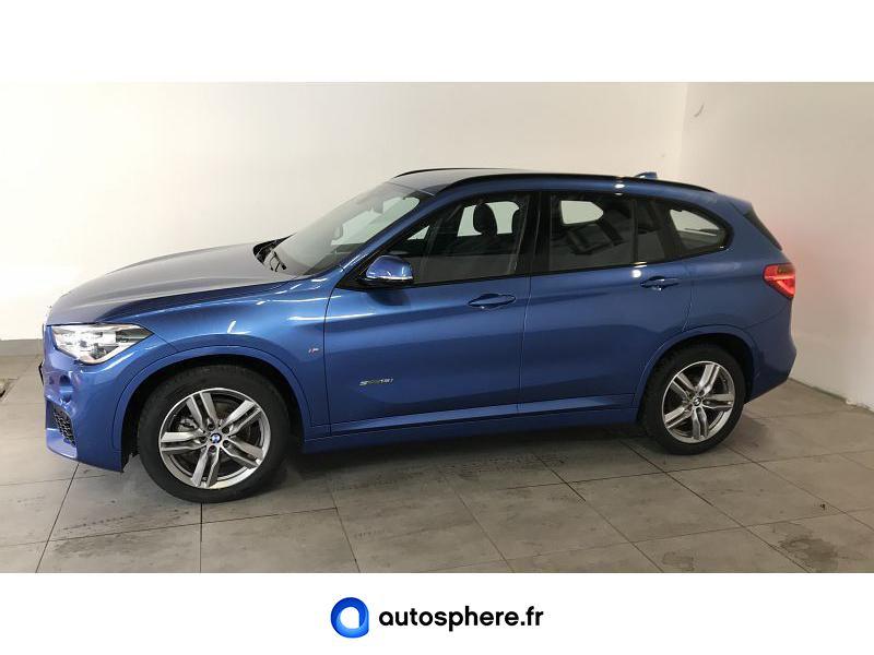 BMW X1 SDRIVE18IA 140CH M SPORT DKG7 - Miniature 3