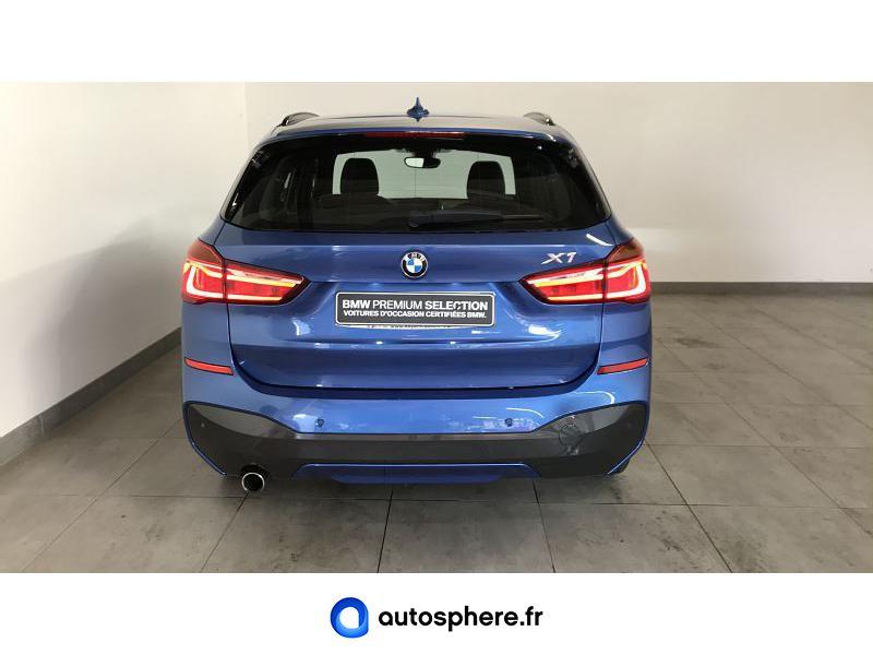 BMW X1 SDRIVE18IA 140CH M SPORT DKG7 - Miniature 4