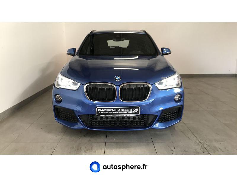 BMW X1 SDRIVE18IA 140CH M SPORT DKG7 - Miniature 5