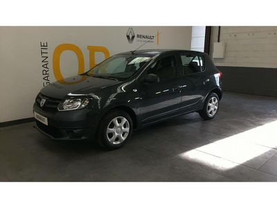 Leasing Dacia Sandero 1.2 16v 75ch Ambiance Euro6