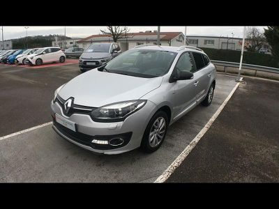 RENAULT MEGANE ESTATE 1.2 TCE 115CH ENERGY LIMITED ECO² - Miniature 1
