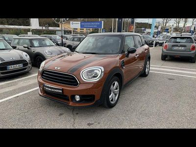 Leasing Mini Countryman Cooper 136ch Red Hot Chili Bva