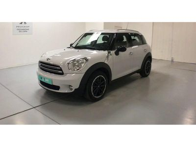 Leasing Mini Countryman One 98ch Salt