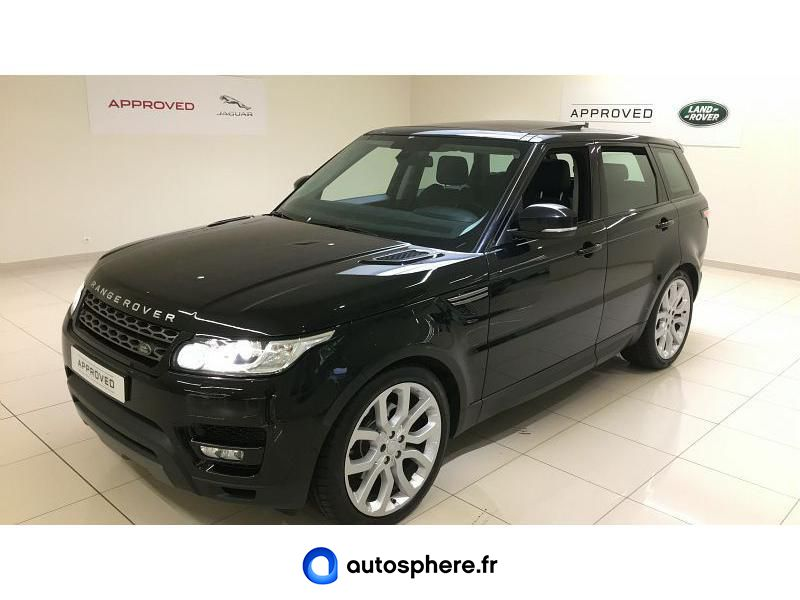 LAND-ROVER RANGE ROVER SPORT 3.0 TDV6 258 SE MARK IV - Photo 1