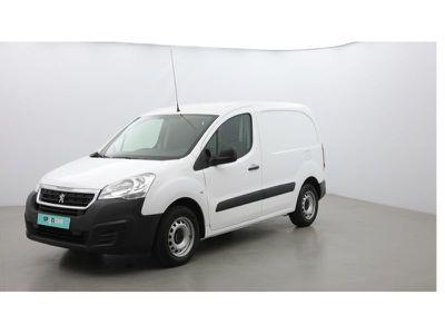Leasing Peugeot Partner Standard 1.6 Bluehdi 75ch Premium