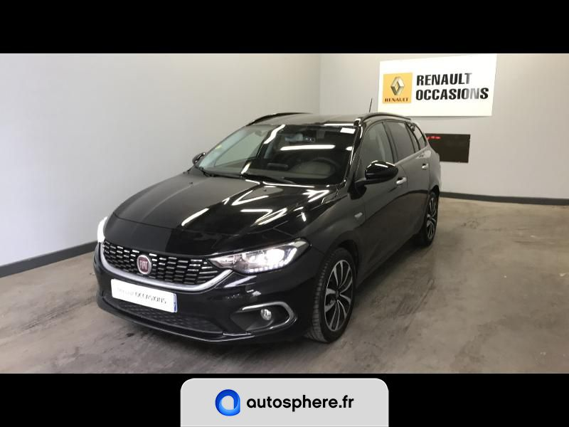 FIAT TIPO 1.6 MULTIJET 120CH LOUNGE S/S 5P - Photo 1