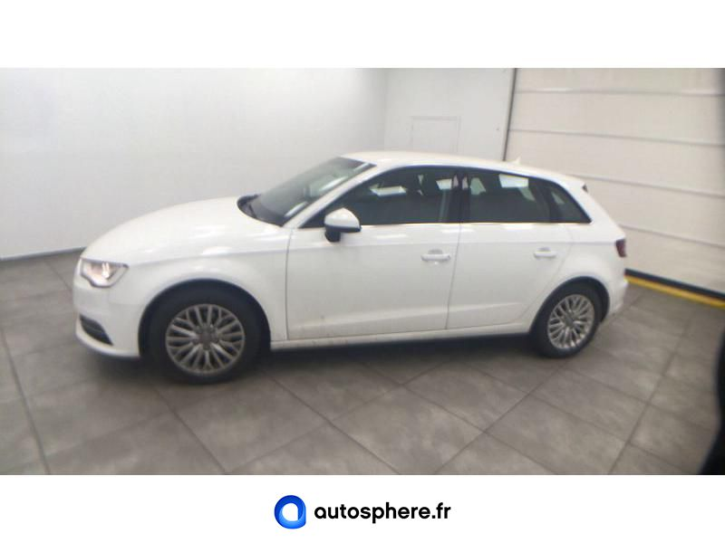 AUDI A3 1.4 TFSI 125CH AMBIENTE S TRONIC 7 - Photo 1