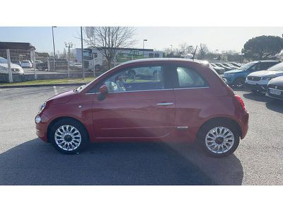 FIAT 500 1.2 8V 69CH ECO PACK LOUNGE - Miniature 3