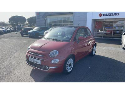 FIAT 500 1.2 8V 69CH ECO PACK LOUNGE - Miniature 1