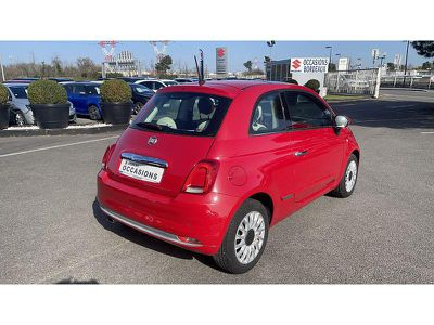 FIAT 500 1.2 8V 69CH ECO PACK LOUNGE - Miniature 2