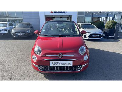 FIAT 500 1.2 8V 69CH ECO PACK LOUNGE - Miniature 5