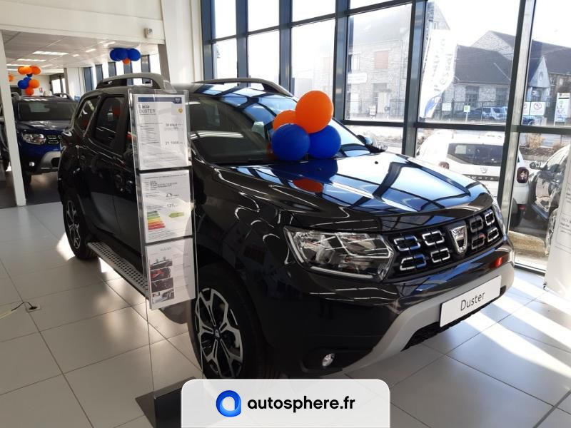 DACIA DUSTER 1.5 BLUE DCI 115CH 15 ANS 4X2 E6U - Photo 1