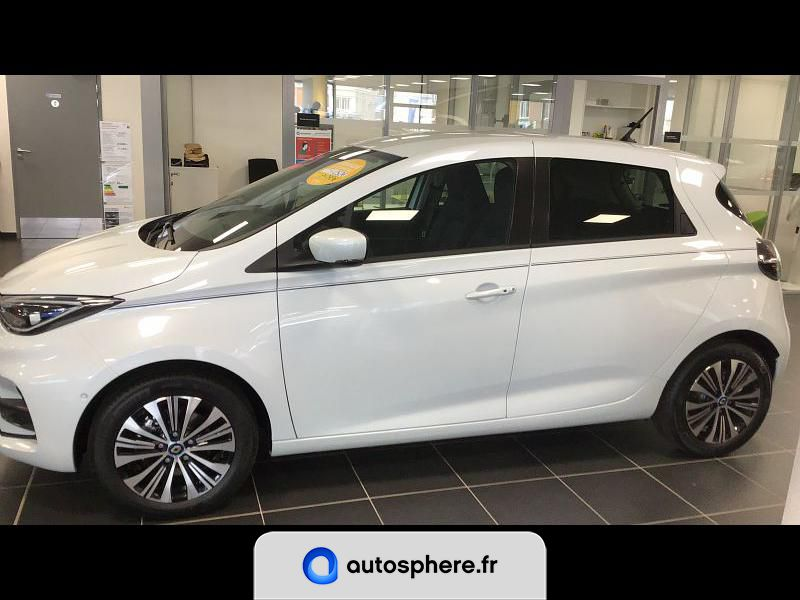 RENAULT ZOE EXCEPTION CHARGE NORMALE R135 ACHAT INTéGRAL - 20 - Miniature 3