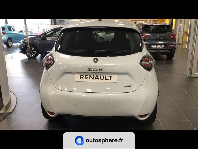 RENAULT ZOE EXCEPTION CHARGE NORMALE R135 ACHAT INTéGRAL - 20 - Miniature 4