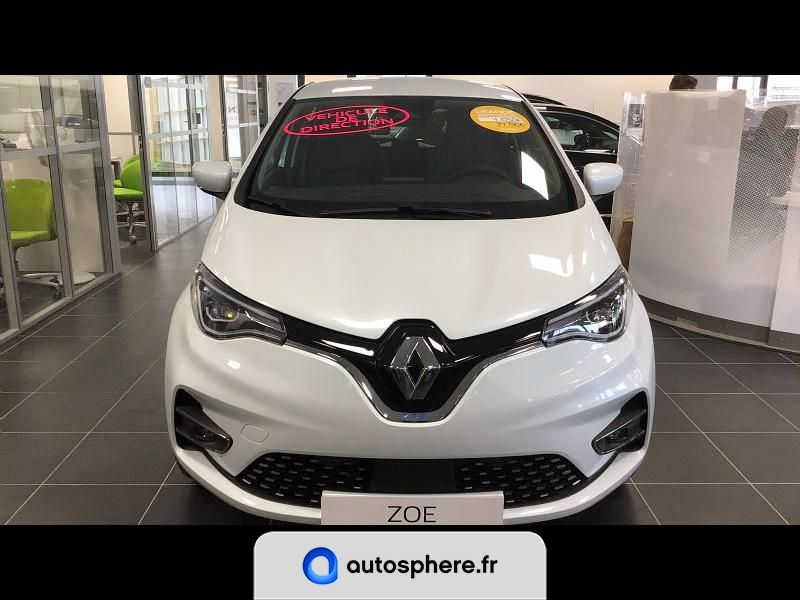 RENAULT ZOE EXCEPTION CHARGE NORMALE R135 ACHAT INTéGRAL - 20 - Miniature 5