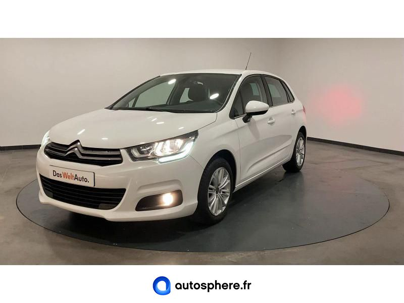 CITROEN C4 PURETECH 110CH FEEL - Photo 1