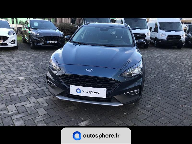 FORD FOCUS ACTIVE 1.0 ECOBOOST 125CH MHEV - Photo 1