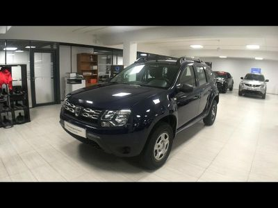 Leasing Dacia Duster 1.5 Dci 90ch Silver Line 4x2
