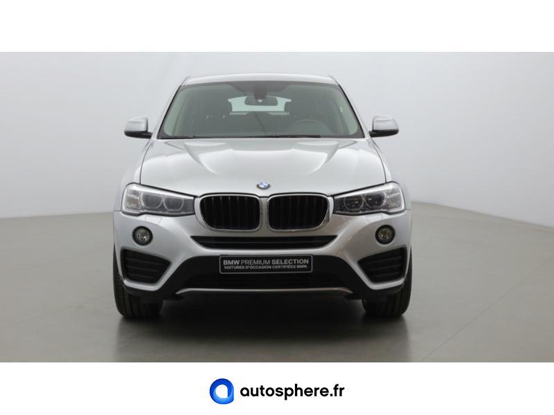 BMW X4 XDRIVE20DA 190CH LOUNGE PLUS - Miniature 2