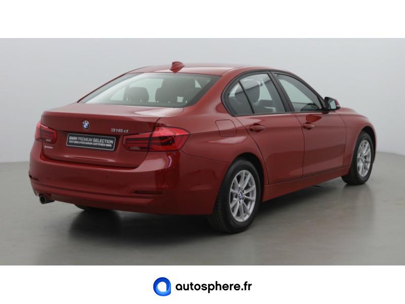 BMW SERIE 3 316DA 116CH LOUNGE - Miniature 5