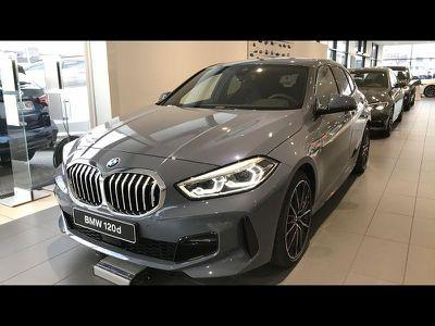 BMW SERIE 1 120DA 190CH M SPORT - Miniature 1