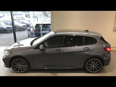 BMW SERIE 1 120DA 190CH M SPORT - Miniature 5