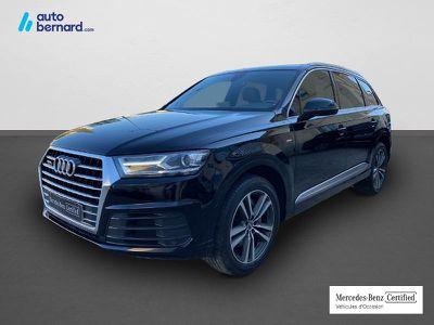Leasing Audi Q7 3.0 V6 Tdi 272ch Clean Diesel S Line Quattro Tiptronic 7 Places