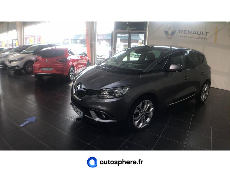RENAULT SCENIC 1.7 BLUE DCI 120CH BUSINESS - Miniature 1