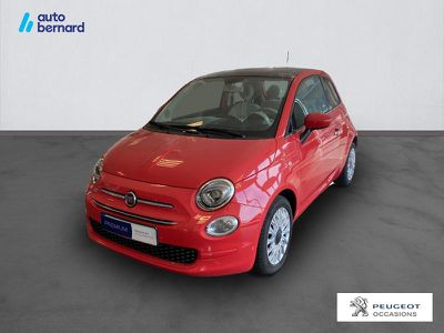 Fiat 500 1.2 8v 69ch Lounge occasion
