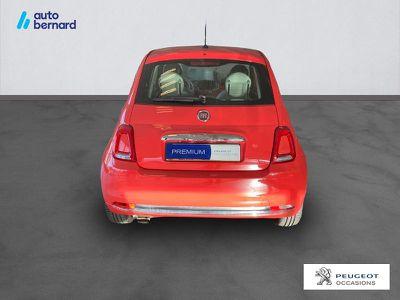 FIAT 500 1.2 8V 69CH LOUNGE - Miniature 5