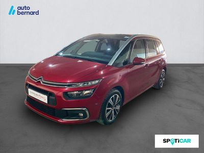 Leasing Citroen Grand C4 Picasso Bluehdi 120ch Feel S&s Eat6