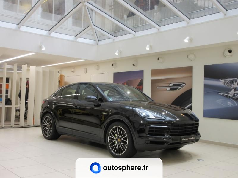 PORSCHE CAYENNE COUPé HYBRID 462 CV - Photo 1