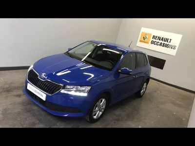 SKODA FABIA 1.0 MPI 60CH BUSINESS - Miniature 3