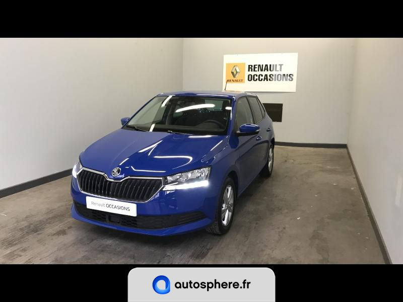 SKODA FABIA 1.0 MPI 60CH BUSINESS - Photo 1