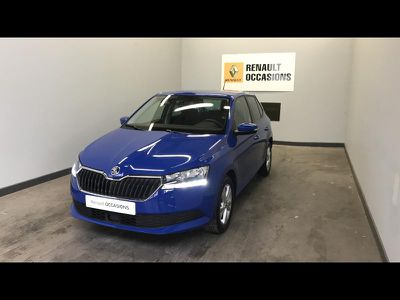 SKODA FABIA 1.0 MPI 60CH BUSINESS - Miniature 1