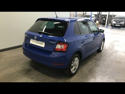 SKODA FABIA 1.0 MPI 60CH BUSINESS - Miniature 2