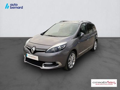 Leasing Renault Grand Scenic 1.6 Dci 130ch Energy Initiale Eco² 7 Places