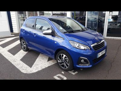 Peugeot 108 VTi 72 Collection 5p occasion