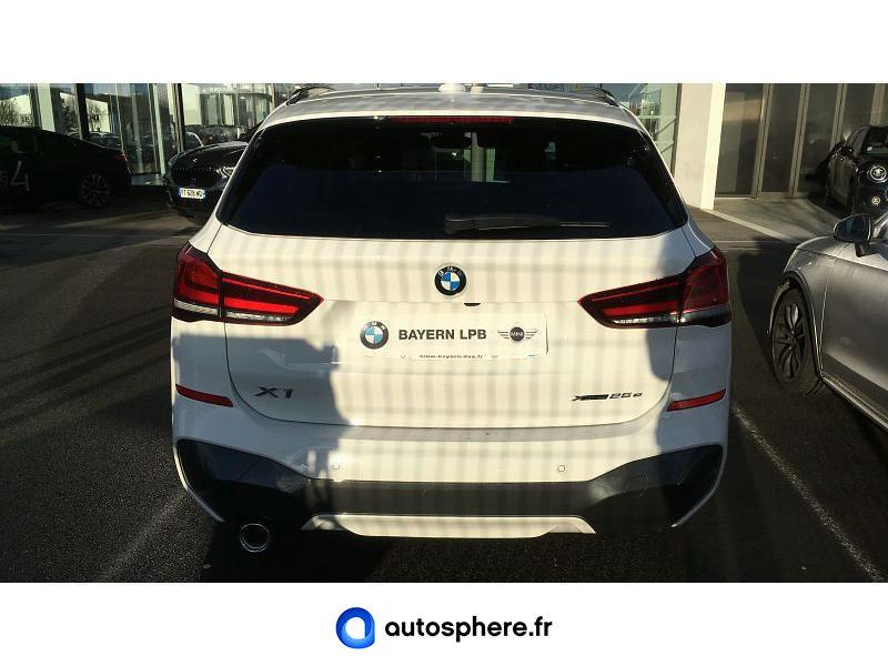 BMW X1 XDRIVE25EA 220CH M SPORT - Miniature 4