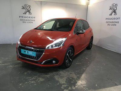 Peugeot 208 1.2 PureTech 110ch E6.c Tech Edition S&S EAT6 5p occasion
