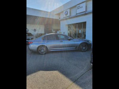 BMW SERIE 5 150 CH BERLINE M SPORT - Miniature 3