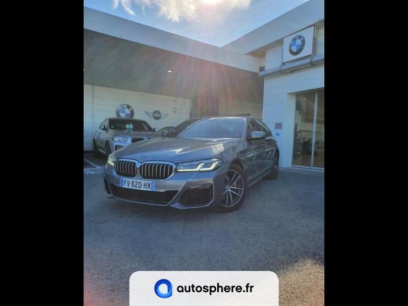 BMW SERIE 5 150 CH BERLINE M SPORT - Photo 1