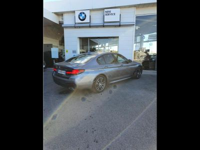 BMW SERIE 5 150 CH BERLINE M SPORT - Miniature 2