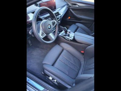 BMW SERIE 5 150 CH BERLINE M SPORT - Miniature 4