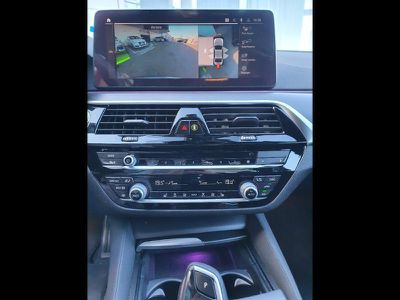 BMW SERIE 5 150 CH BERLINE M SPORT - Miniature 5