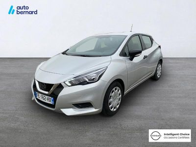 Leasing Nissan Micra 1.0 Ig 71ch Visia Pack 2019 Euro6c