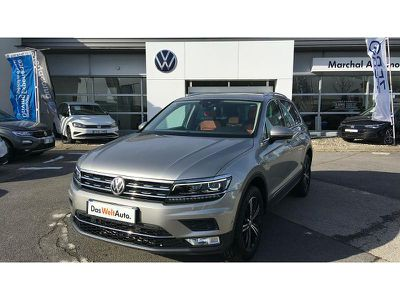 Leasing Volkswagen Tiguan 2.0 Tdi 190ch Bluemotion Technology Carat Edition 4motion Dsg7