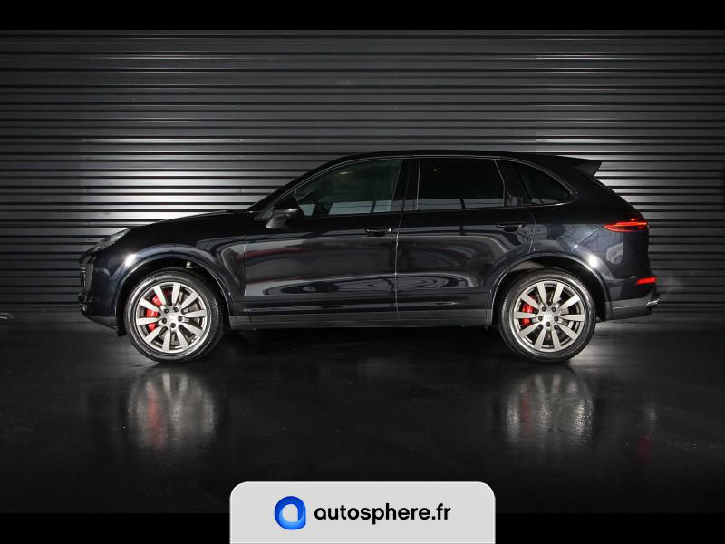 PORSCHE CAYENNE 4.8 520CH TURBO - Photo 1