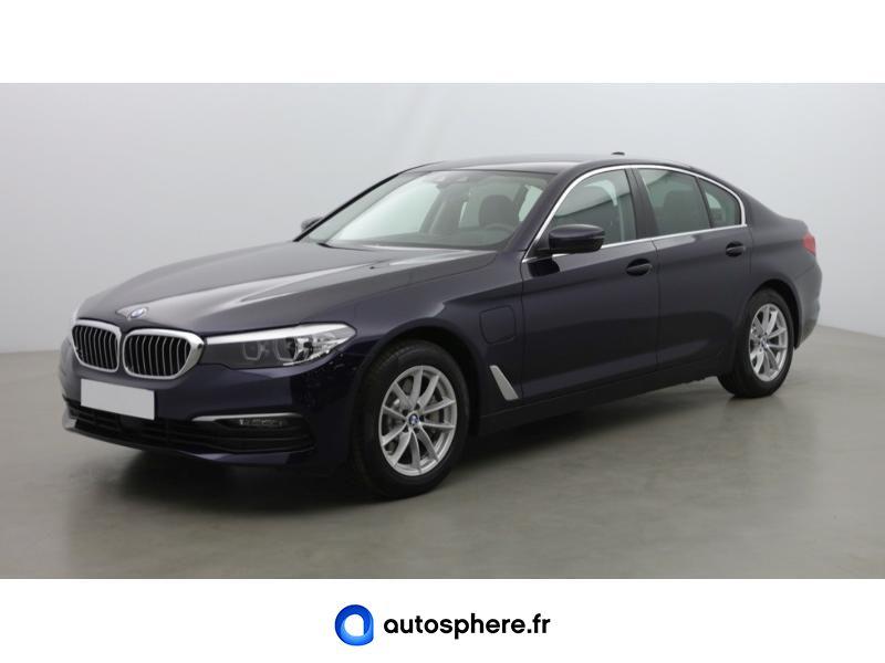BMW SERIE 5 530EA 252CH BUSINESS DESIGN EURO6D-T - Photo 1